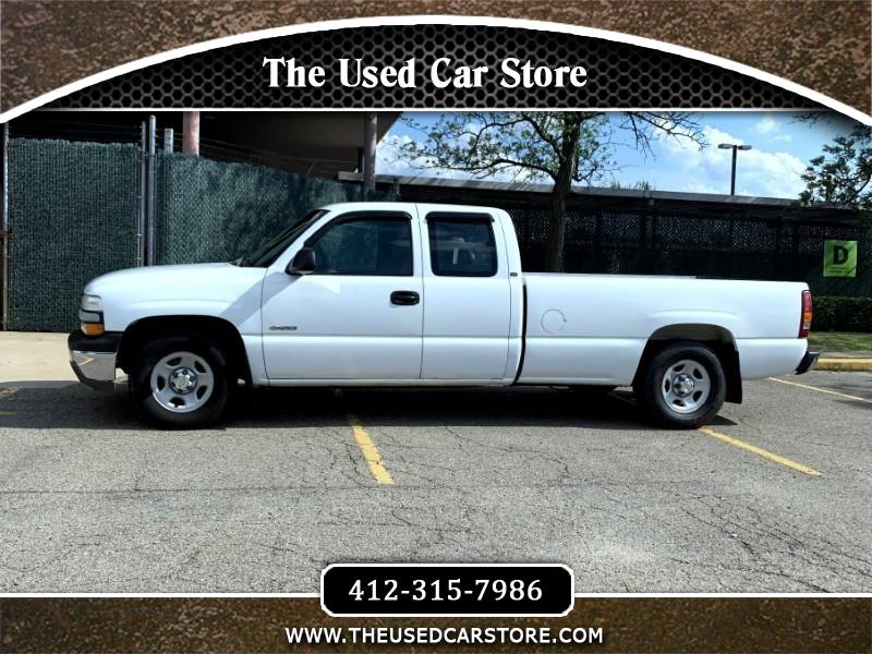 2002 Chevrolet Silverado 1500 LS Ext. Cab Long Bed