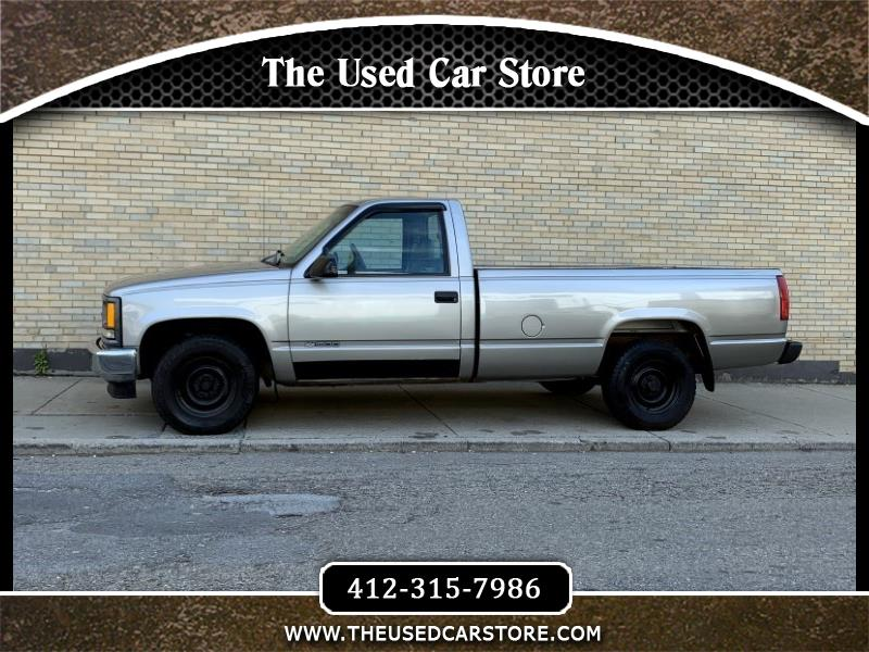 1998 Chevrolet C/K 1500 Reg. Cab W/T 8-ft. Bed