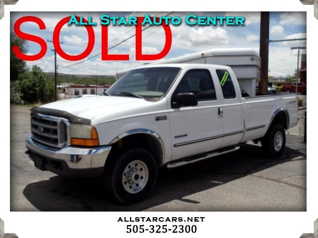 1999 Ford F-350 SD XL SuperCab LWB 4WD