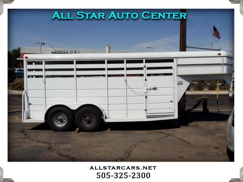 2002 S&H Trailers Stock 3402