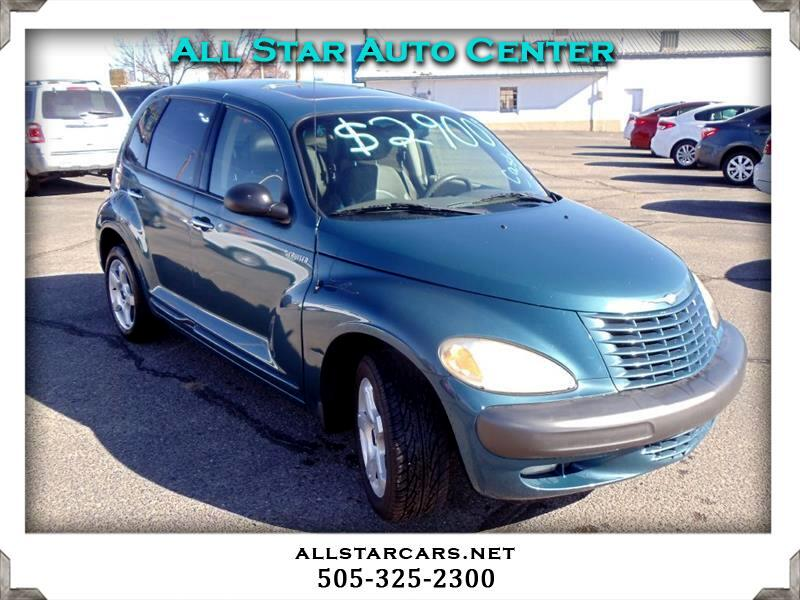 Chrysler PT Cruiser 4dr Wgn Limited 2001