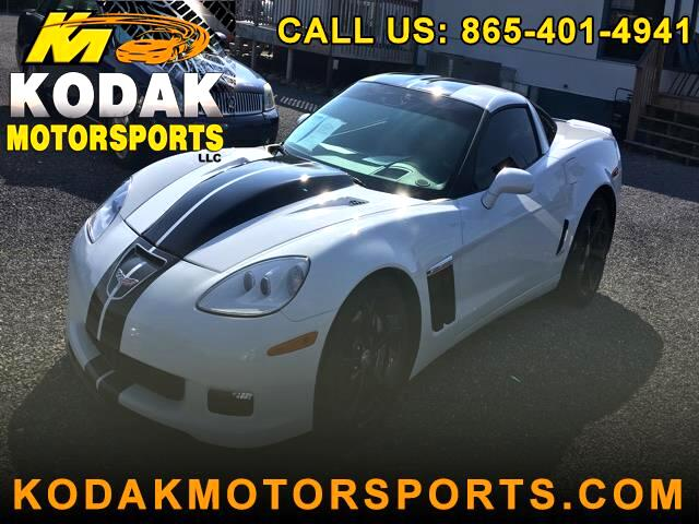 2013 Chevrolet Corvette Grand Sport 60th Anniversary 4LT Supercharged