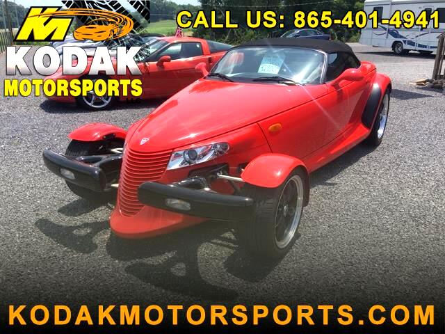 1999 Plymouth Prowler Convertible Roadster