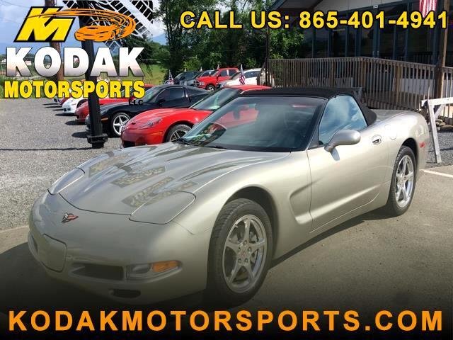 2002 Chevrolet Corvette Preferred Convertible 2LT