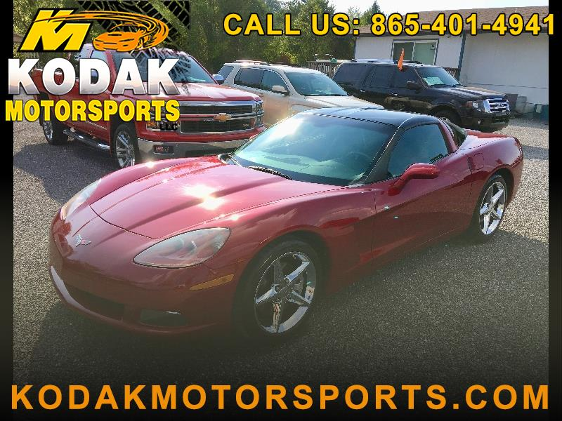 2011 Chevrolet Corvette Coupe w/2LT