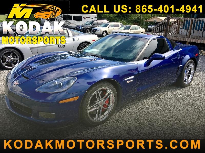 2007 Chevrolet Corvette ZO6 Coupe w/2LZ