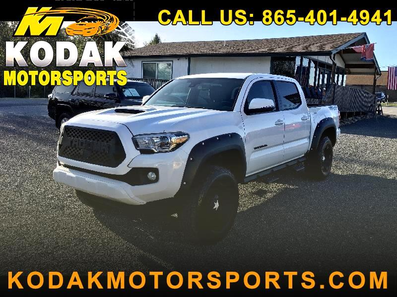 Toyota Tacoma TRD Sport Double Cab 4WD V6 2018