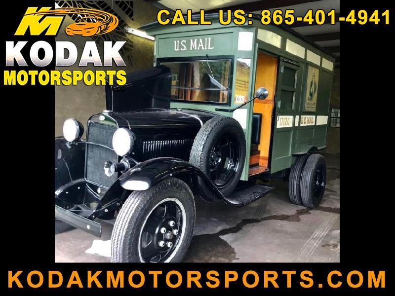 Ford AA  1931
