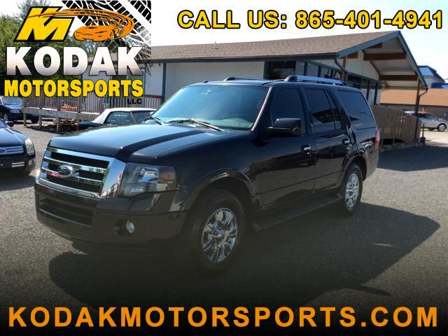 2014 Ford Expedition Limited Edition