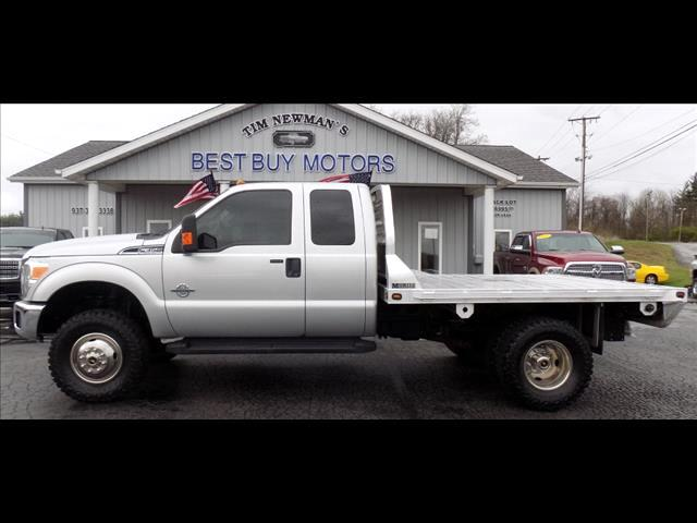 2015 Ford F-350 SD XLT SuperCab DRW 4WD