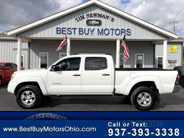 2012 Toyota Tacoma 4WD Double Cab LB V6 AT (Natl)