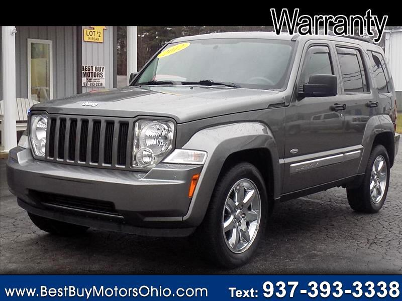 Jeep Liberty 4WD 4dr Sport Latitude 2012