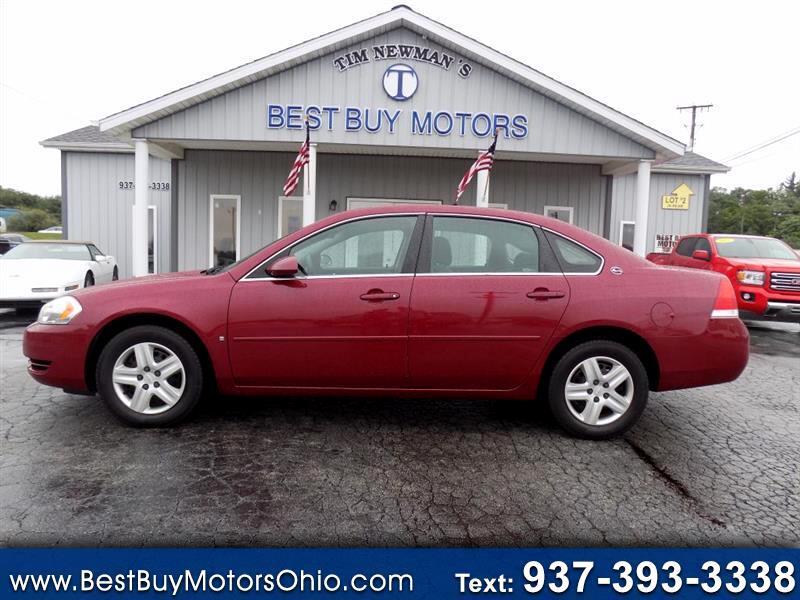 Chevrolet Impala 4dr Sdn LS 2006