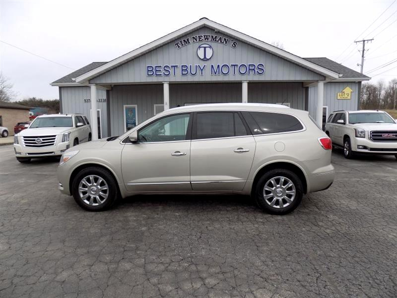 2014 Buick Enclave AWD 4dr Leather