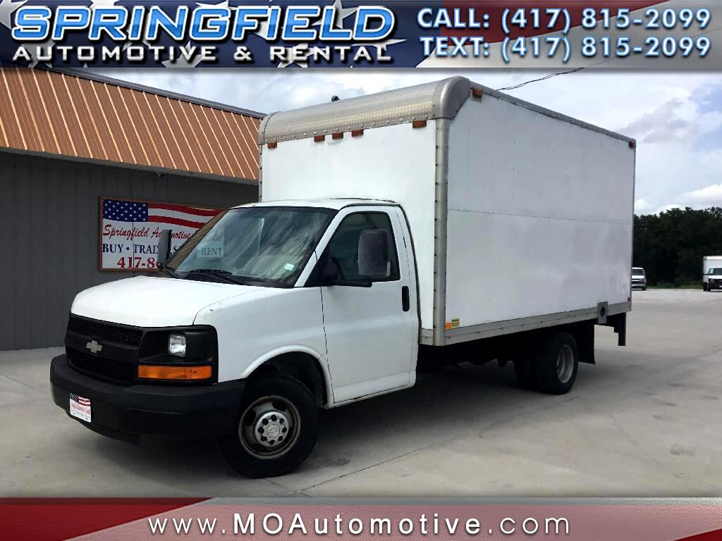 2007 Chevrolet Express Commercial Cutaway 159