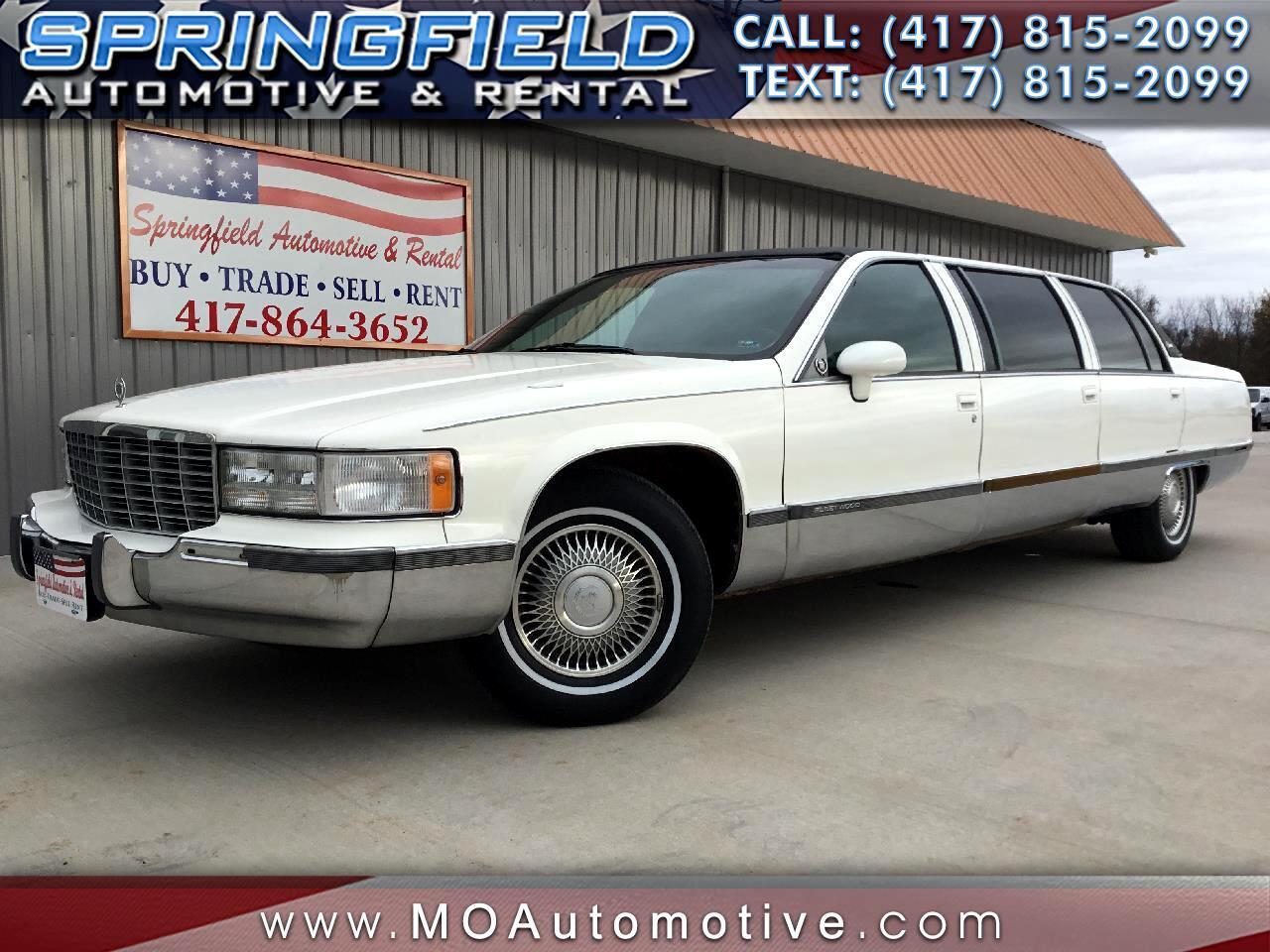 1994 Cadillac Fleetwood 6dr Limo