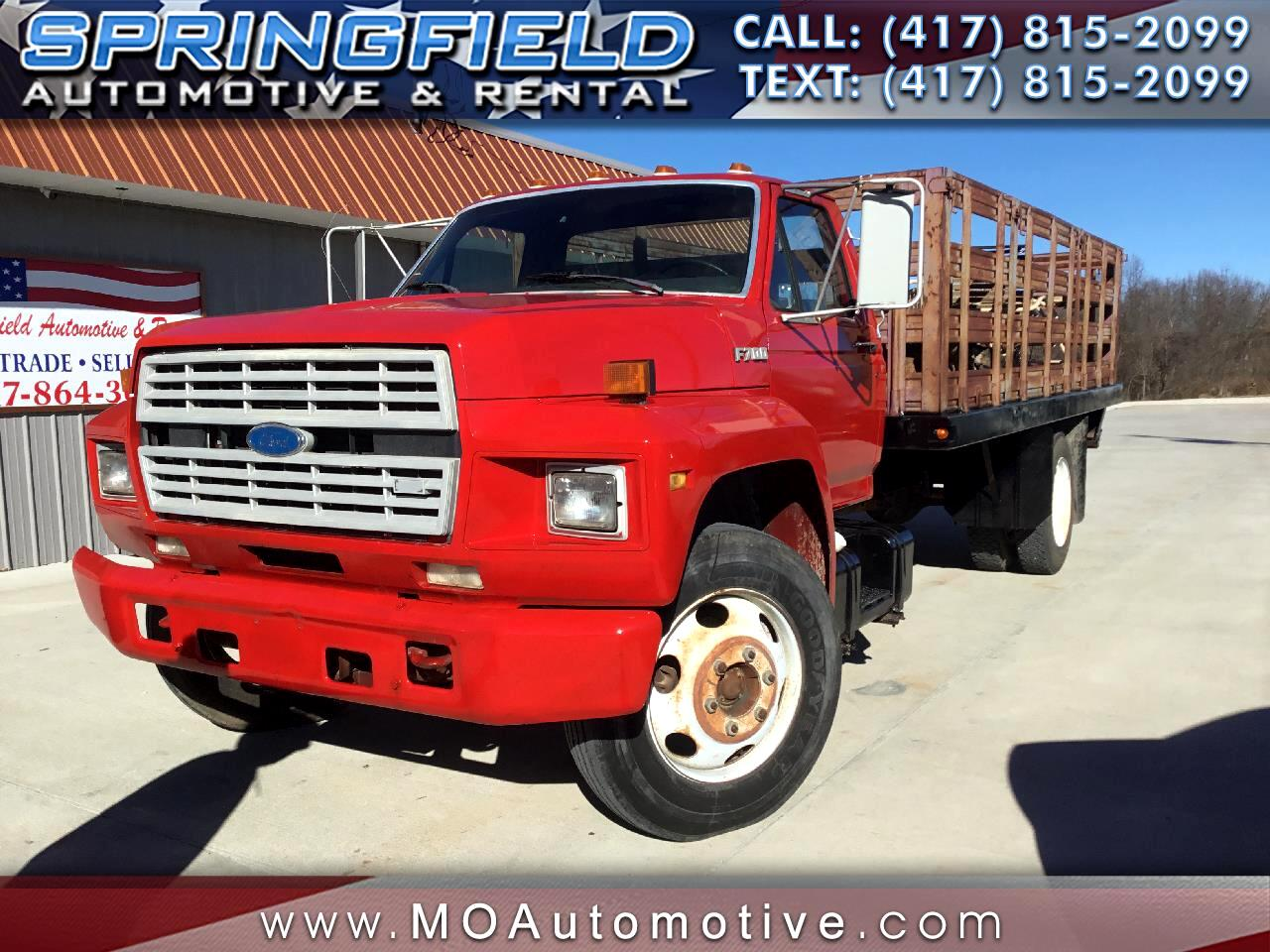 Ford F700  1993