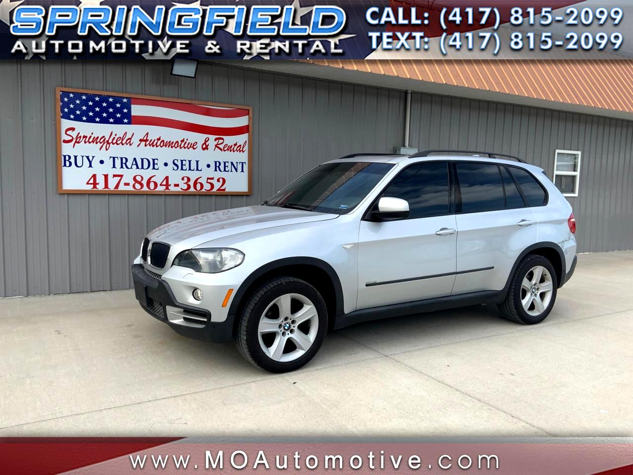 Used 2007 Bmw X5 3 0si For Sale In Springfield Mo 65807 Springfield Automotive Rental
