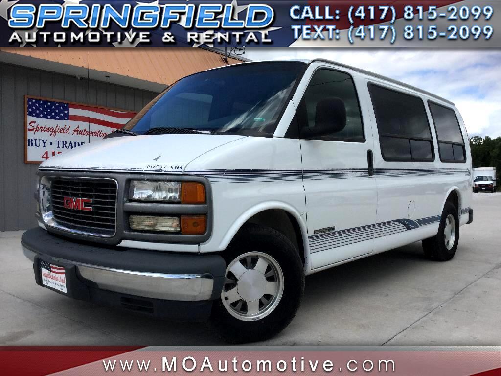 1996 GMC Savana G1500 Conversion Van