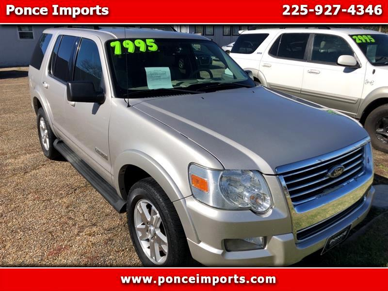 Ford Explorer XLT 4.0L 2WD 2007