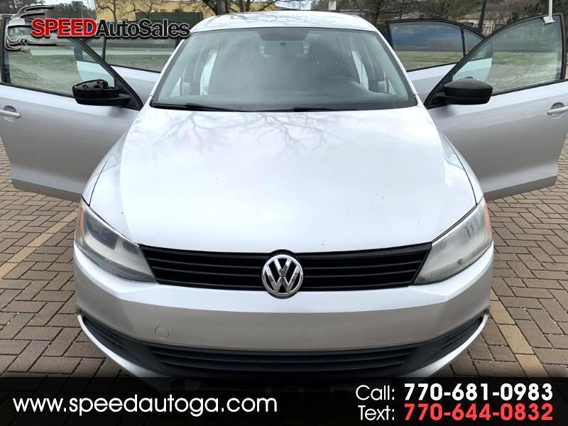 2011 Volkswagen Jetta S