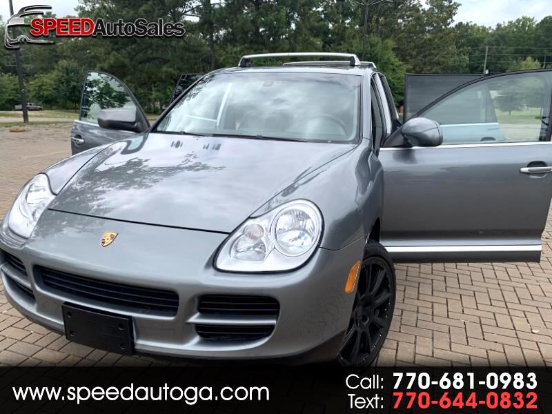 2006 Porsche Cayenne Base