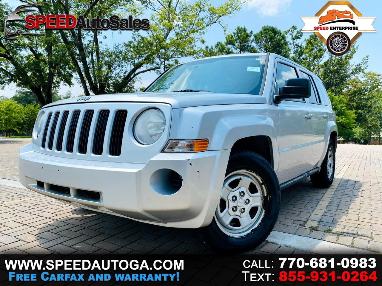 Jeep Patriot Sport 2WD 2010