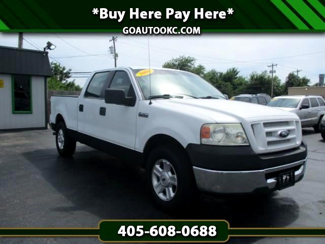 2008 Ford F-150 XLT SuperCrew Short Bed 2WD