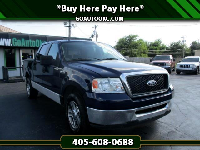 2007 Ford F-150 XLT SuperCab 2WD