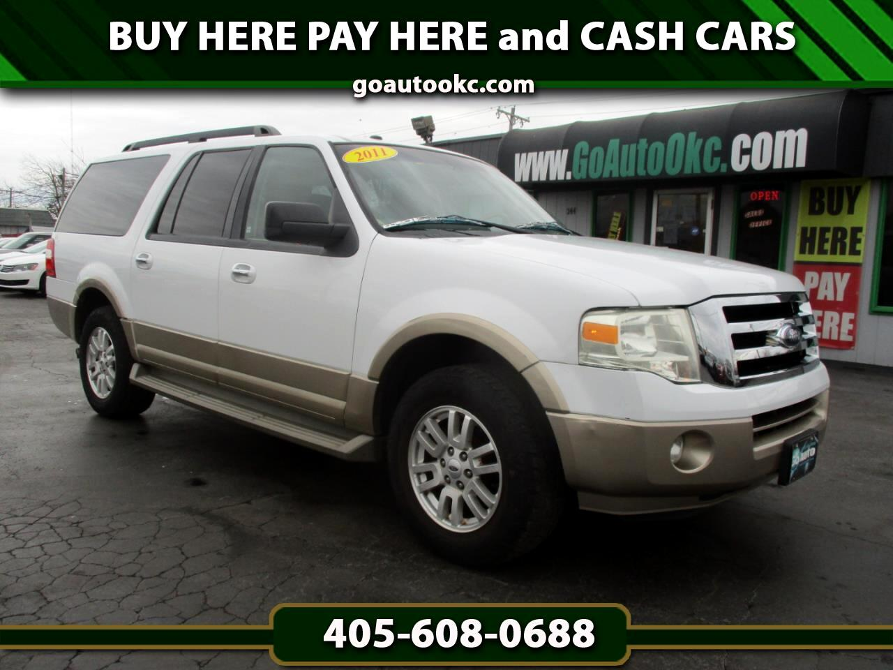 Ford Expedition EL XLT 2011