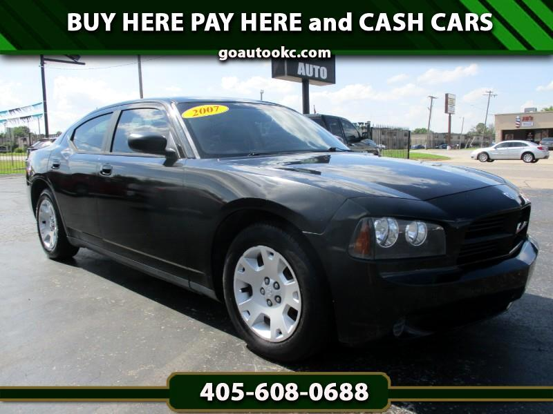 2007 Dodge Charger For Sale >> Used 2007 Dodge Charger Sxt In Oklahoma City Ok Auto Com 2b3ka43r87h779274