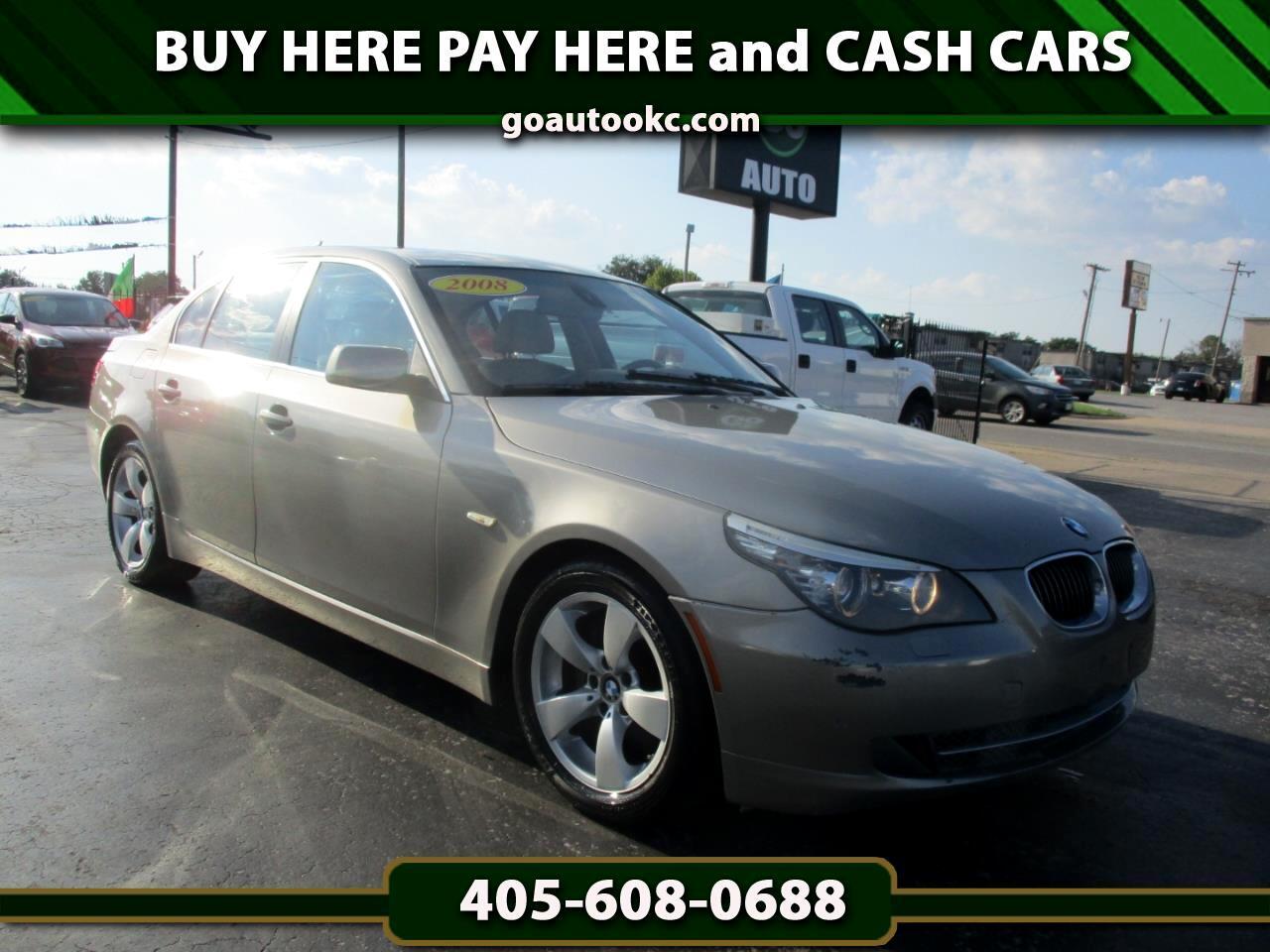 BMW 5-Series 528i 2008