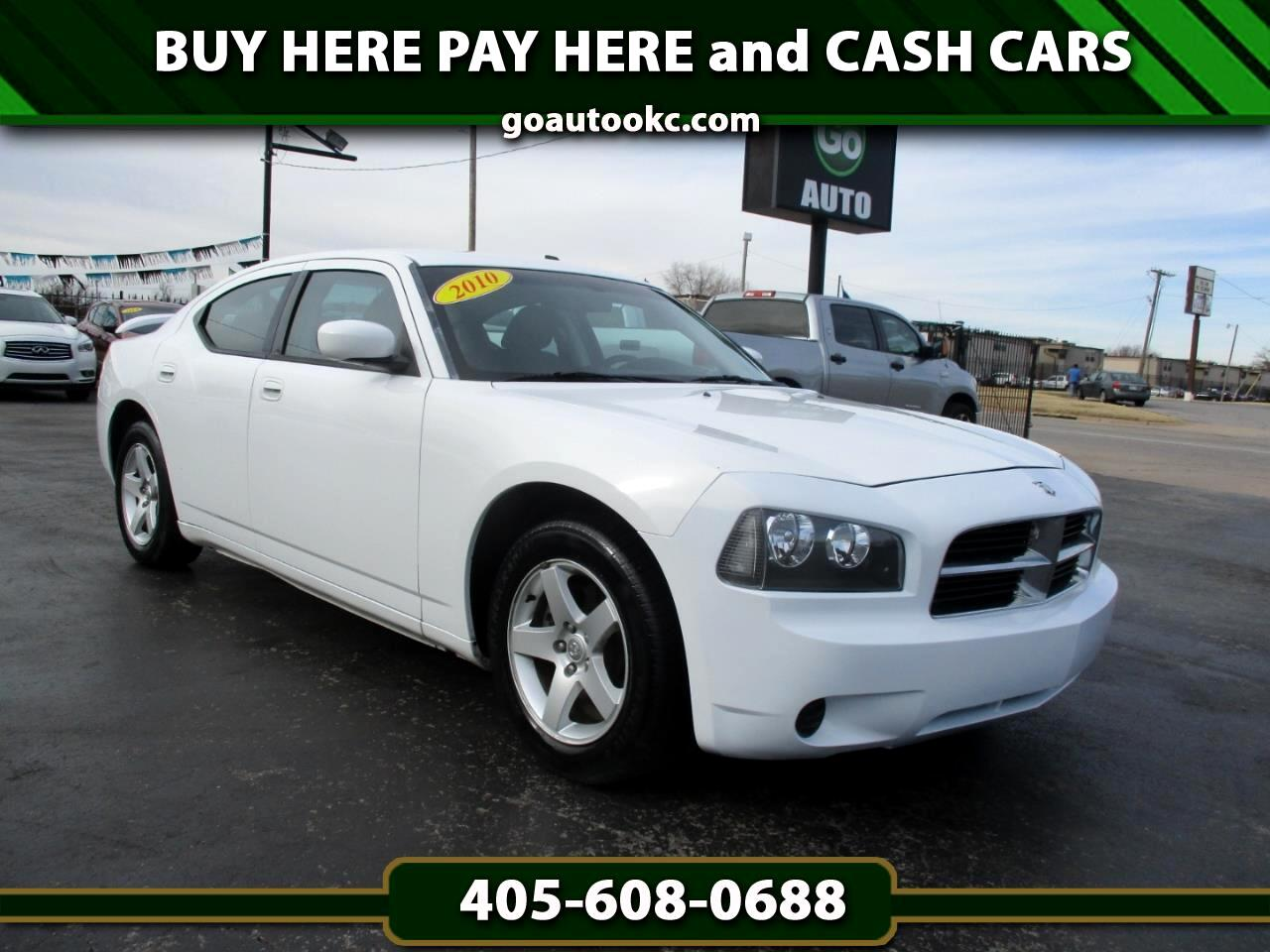 Dodge Charger Base 2010