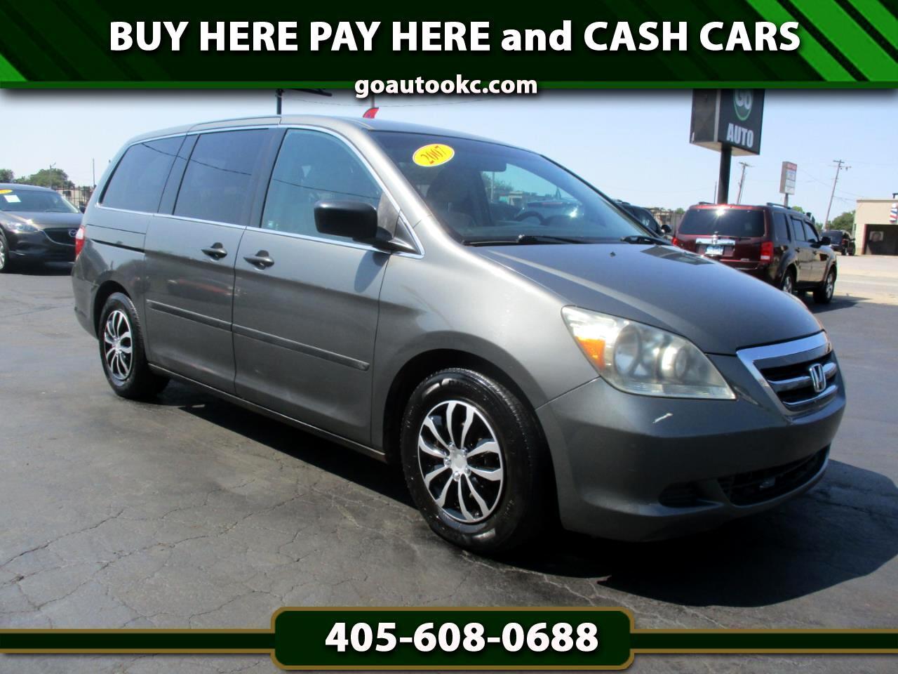 Honda Odyssey LX 2007