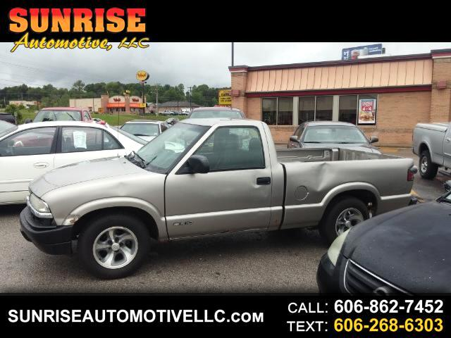 1999 Chevrolet S10 Pickup Short Bed 2WD