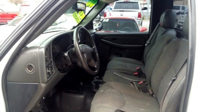 2006 GMC Sierra 1500 SL 4WD