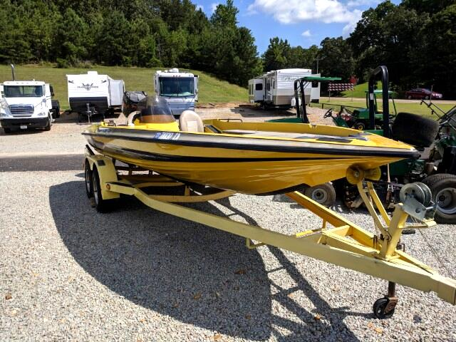 1996 Stratos Bass Boat