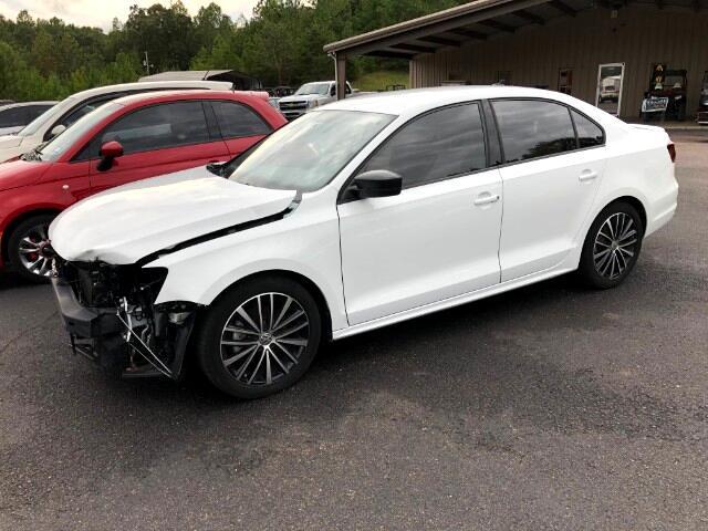 2016 Volkswagen Jetta SE 5M