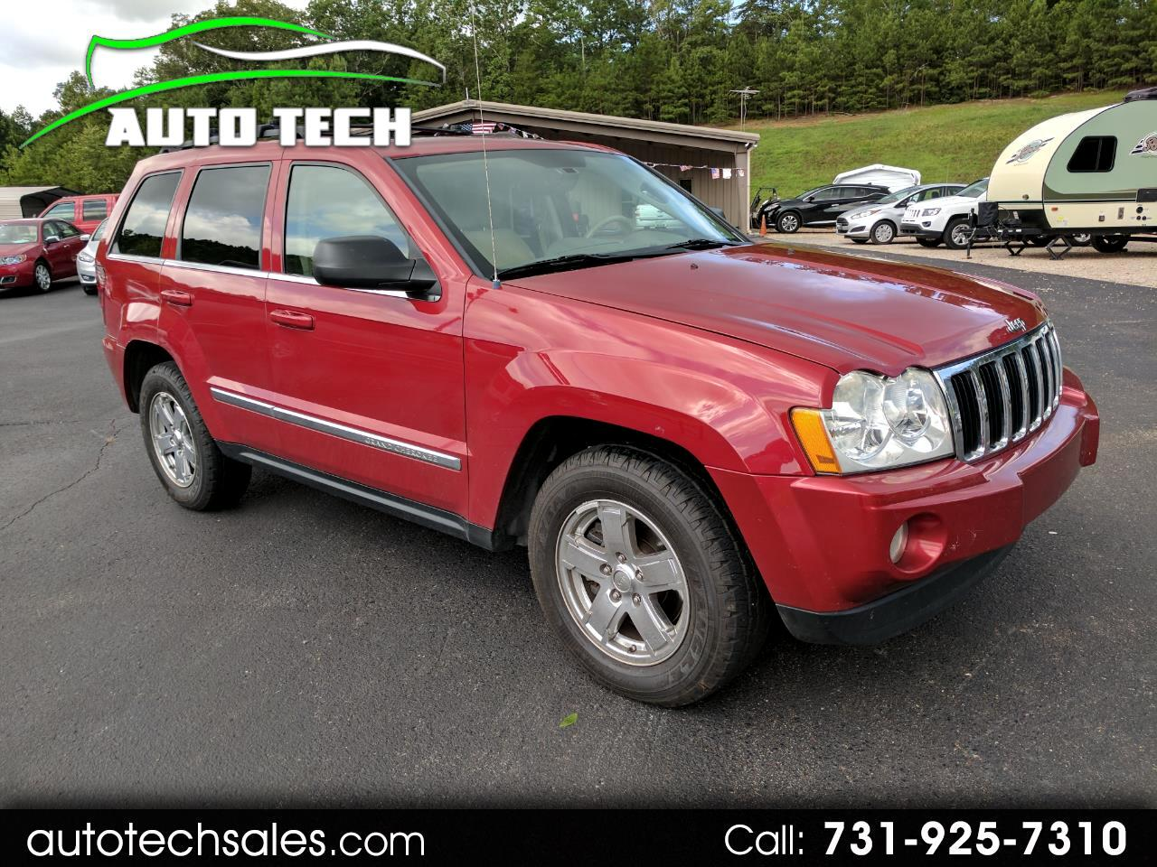 2006 Jeep Grand Cherokee Limited 2WD
