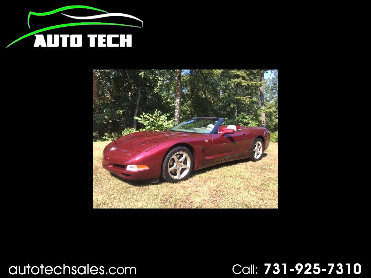 Chevrolet Corvette Convertible 2003