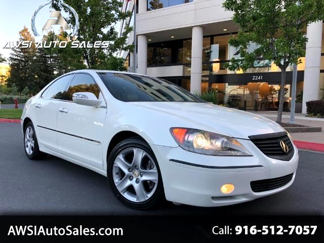 2007 Acura RL Technology Package