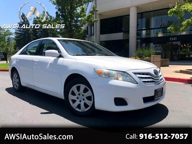 2010 Toyota Camry LE 5-Spd AT