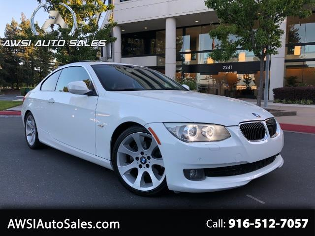 2011 BMW 3-Series 328i Coupe - SULEV