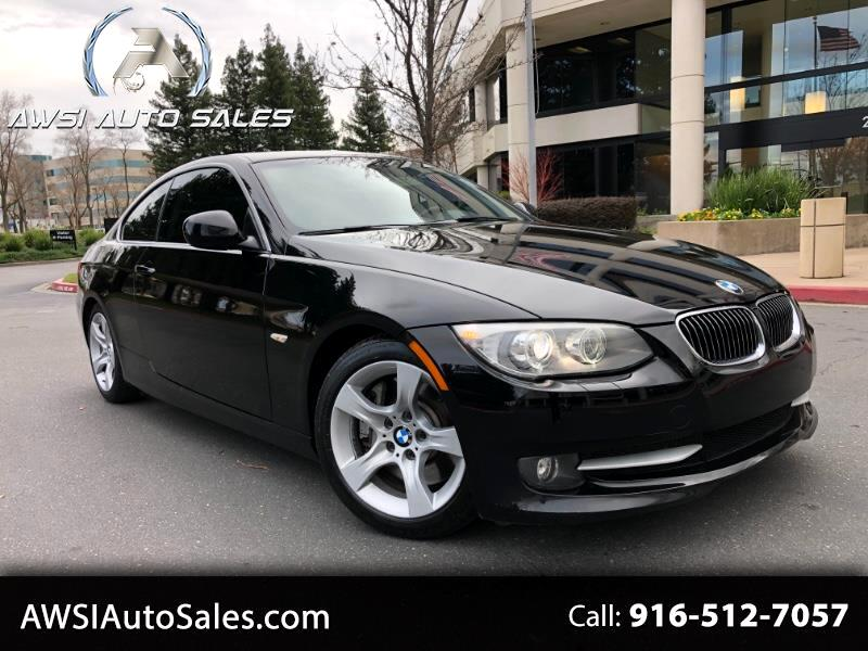 2012 BMW 3-Series 335i Coupe