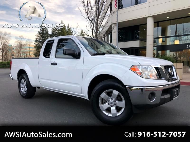 2011 Nissan Frontier PRO-4X King Cab 2WD