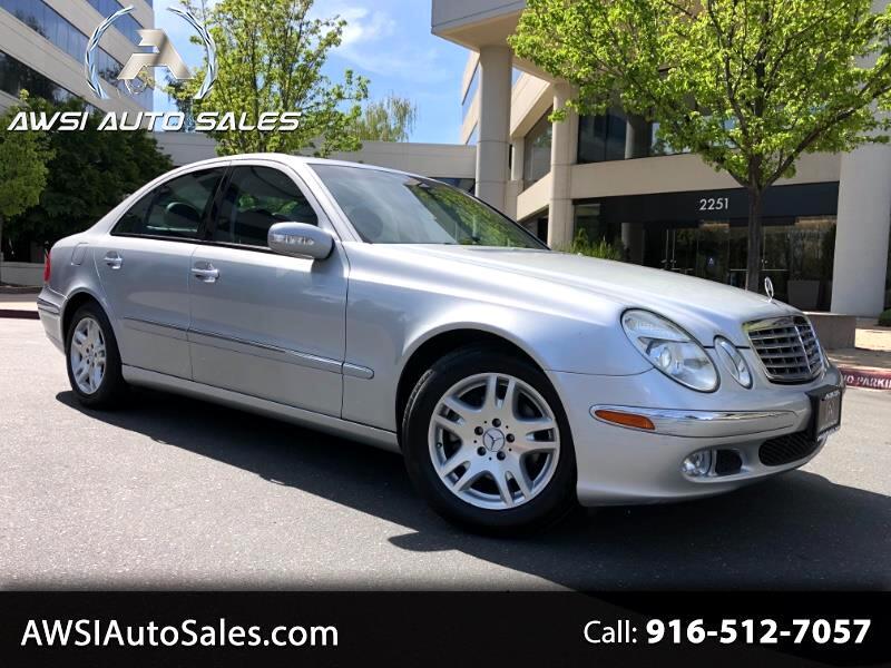 2004 Mercedes-Benz E-Class E320