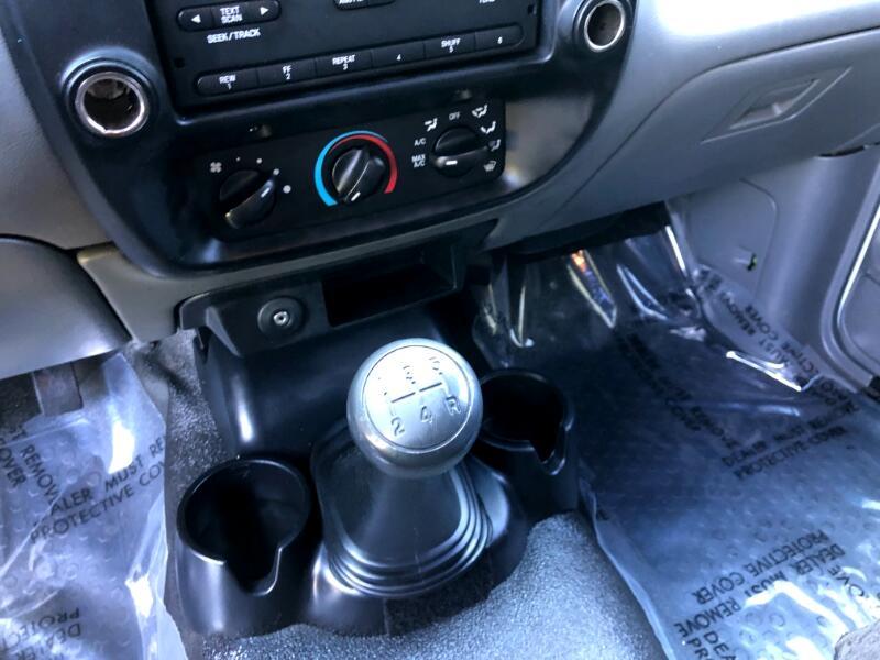 2007 Ford Ranger Sport 2WD