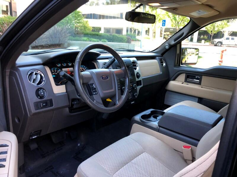 Ford F-150 XLT SuperCrew 6.5-ft. Bed 4WD 2013