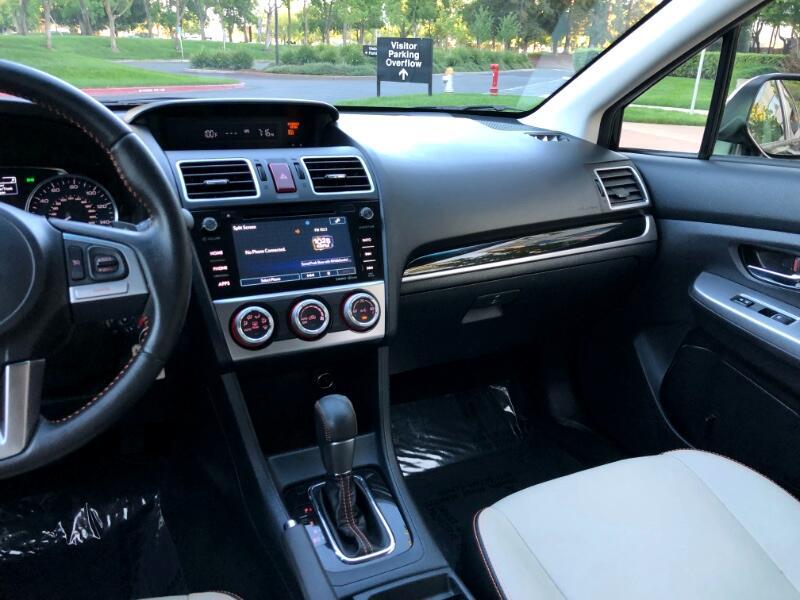 Subaru Crosstrek 2.0i Limited PZEV CVT 2016