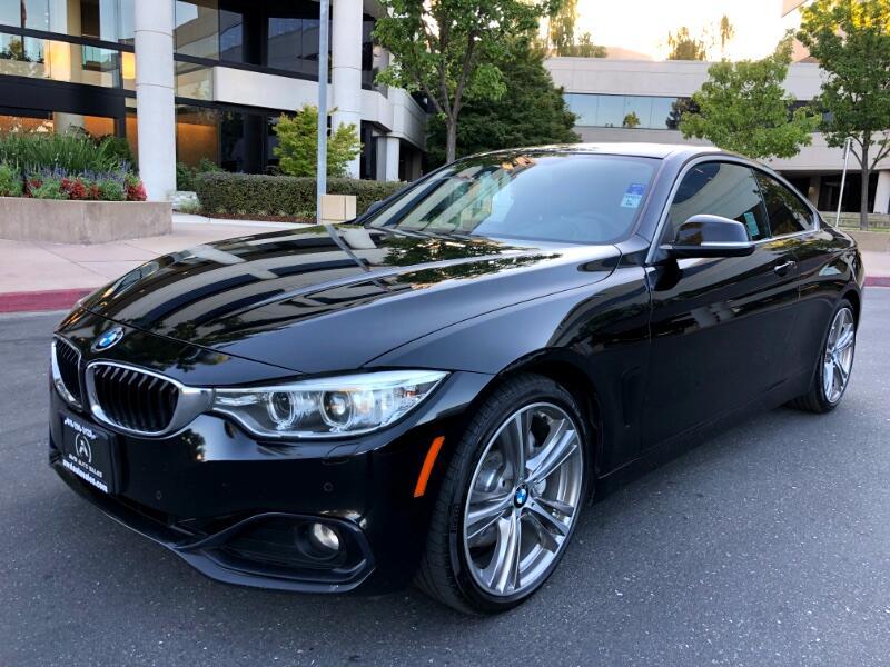 BMW 4-Series  2016